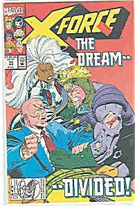 X-Force - marvel comics - # 19   Feb. 1993 (Image1)