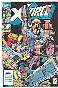 X-Force - Marvel comics - # 22 May 1993 (Image1)