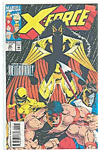 X-Force - Marvel comics - # 26 Sept. 1993 (Image1)
