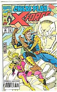 X-Force - Marvel comics - # 32 March 1994 (Image1)
