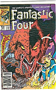 Fantastic Four - Marvel Comics - # 277 Apr 1985