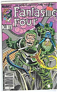 Fantastic Four - Marvel comics - # 283   Oct. 1985 (Image1)