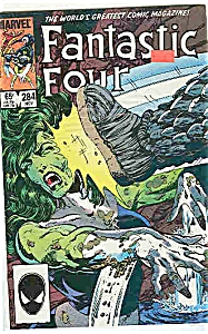 Fantastic Four - Marvel comics - # 284  Nov. 1985 (Image1)