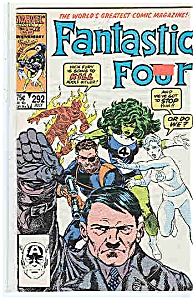 Fantastic Four - Marvel Comics - # 292 Julty1986