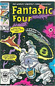 Fantastic Four - Marvel comics - # 297 Dec. 1986 (Image1)
