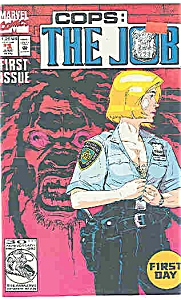 Cops:The Job - marvel - # l  June 1992 (Image1)