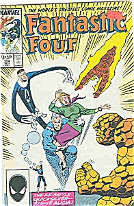 Fantastic Four - Marvel comics - # 304  July 1987 (Image1)