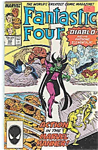 Fantastic Four - Marvel comics -= #306  Sept. 1987 (Image1)