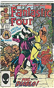 Fantastic Four - Marvel comics - # 307 Oct. 1987 (Image1)