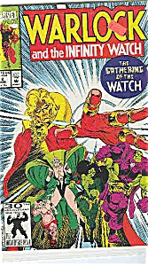 Warloc k - Marvel comics - # 2 March 1992 (Image1)