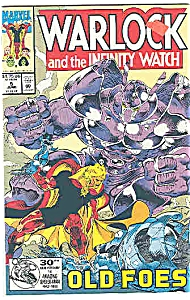 Warlock - Marvel comics - # 5 June 1992 (Image1)