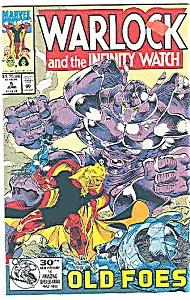 Warlock - Marvel comics - # 5 June 1992 (Image1)
