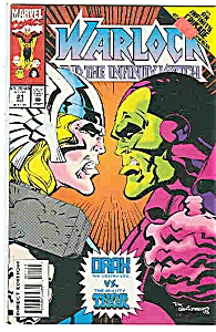 Warlock - Marvel comics - # 21Oct. 1993 (Image1)