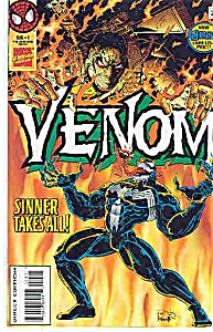 Venom - Marve l comics - # l Aug.. 1995 (Image1)