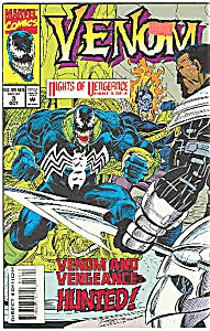 Venom - Marvel comics - # 3 Oct. 1995 (Image1)