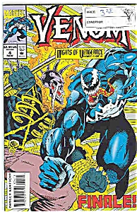 Venom - Marvel comics - # 4  Nov. 1995 (Image1)