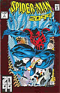 Spider Man 2099 - Marvel comics - # l Nov. 1992 (Image1)