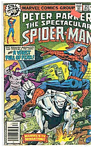 Spider Man - Marvel comics - # 2  Dec. 1978 (Image1)