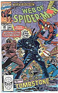 Web of Spider-Man - Marvel comics - #68  Sept. 1990 (Image1)