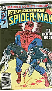Spider-Man - Marvel comics - # 76  1983  March (Image1)