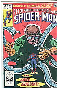 Spider-Man -Marvel comics - # 78  May 1983 (Image1)