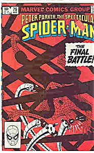 Spider-Man - Marvelcomics - # 79 June 1983 (Image1)
