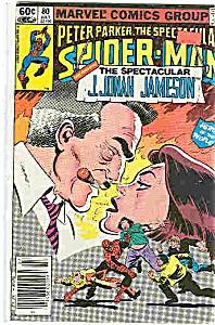 Spider-Man - Marvel comics - #80  July 1983 (Image1)