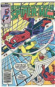 Spider-Man -Marvel comics - # 86 Jan. 1984 (Image1)