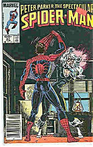 Spider-Man - Marvelcomics - # 87 Feb. 1984 (Image1)