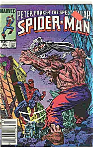 Spider-Man, Marvel comics - # 88 March 1984 (Image1)