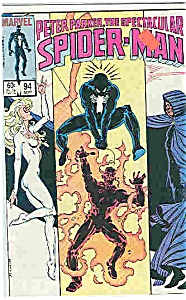 Spider-Man - Marvel comics # 94 Sept.  1984 (Image1)