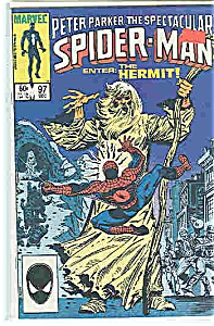 Spider-Man - Marvel comics - # 97 Dec. 1984 (Image1)