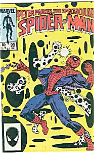 Spider-Man - Marvel comics - #99 Feb. 1985 (Image1)