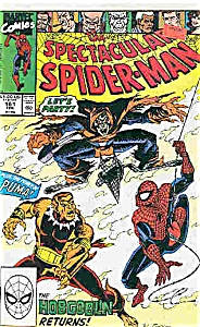 Spider-Man - Marvel comics - # 161 Feb.  1990 (Image1)