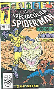 Spider-Man - Marvel comics - # 162 March 1990 (Image1)
