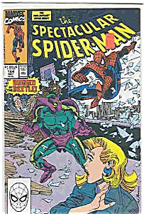 Spider-Man - Marvel comics - # 164  May  1990 (Image1)