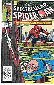 Spider-man - Marvel comics - # 165  June 1990 (Image1)