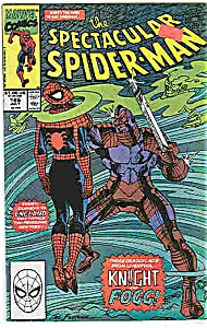 Spider-Man -Marvel comics - # 166 July 1990 (Image1)