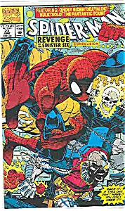 Spiderman - Marvel comics - # 23  June  1992 (Image1)