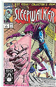 Sleepwalker - Marvel comics - # lJune   1991 (Image1)