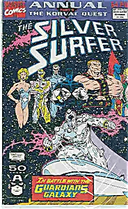 The Silver Surfer - Annual - # 4   1991 Marvel comics (Image1)