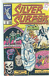 Silver Surfer - Marvel comics - # 17  Nov. 1988 (Image1)