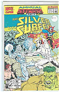 The Silver Surfer - Marvel comics -annual -# 5 1992 (Image1)