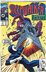 Sleepwalker -Marvel comics - # 2 July 1991 (Image1)