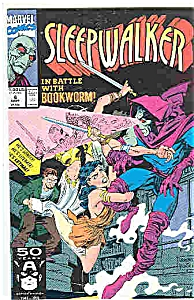 Sleepwalker - Marvel Comics - # 4 Sept. 1991