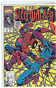 Sleepwalker - Marvel comics - # 5 Oct. 1991 (Image1)