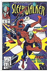 Sleepwalker - Marvel comics - # 6 Nov. 1991 (Image1)