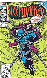 Sleepwalker - Marvel Comics - # 7 Dec. 1991