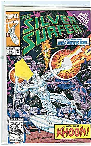 The Silver Surfer - Marvel Comics - # 68 July 1991