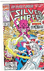 Silver Surfer - Marvel comics - # 70 August 1991 (Image1)